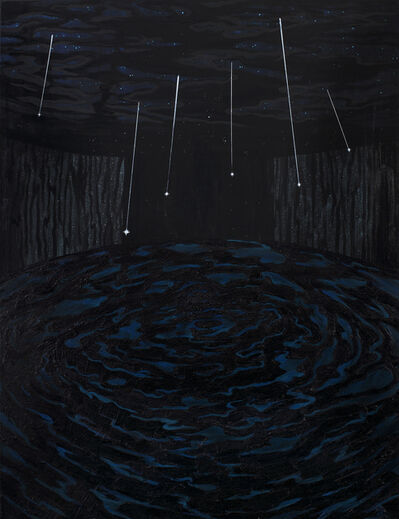 Daniela Yohannes, 'Deeper into the abyss', 2019