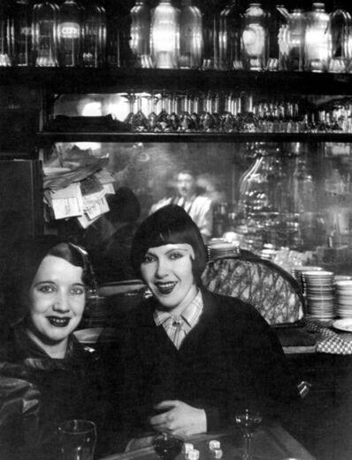 Brassaï, 'Deux Filles De Montmartre', 1932