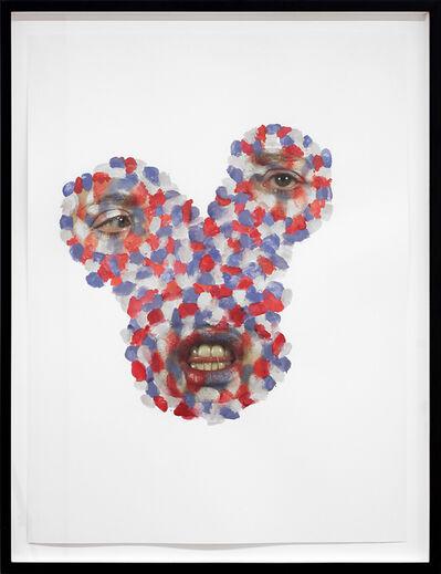 Tony Oursler, 'Blem', 2004