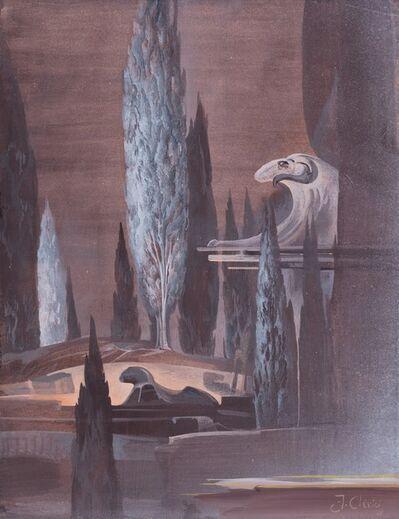 Fabrizio Clerici, 'Omaggio a Boecklin', 1968
