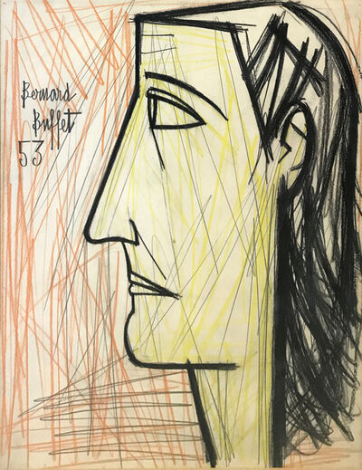 Outstanding Bernard Buffet 263 Artworks Bio Shows On Artsy Download Free Architecture Designs Scobabritishbridgeorg