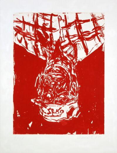 Georg Baselitz, 'Zero Für den Maler [Zéro pour le peintre]', 2006
