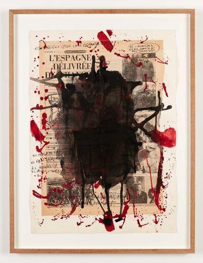 Josep Grau-Garriga, 'Malson (Cauchemar)', 1978