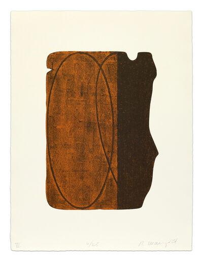 Robert Mangold, 'Fragment VI', 1997