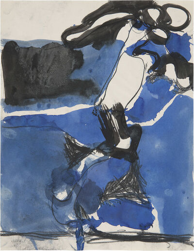 Richard Diebenkorn, 'Untitled', ca. 1954
