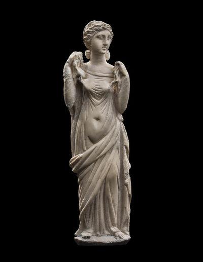Unknown Greek, 'Ancient Hellenistic Greek Limestone Aphrodite', ca. Late 1st century BCE