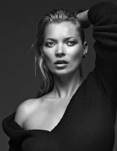 "Bryan Guy Adams, '""Kate Moss in Prada""', 2013"