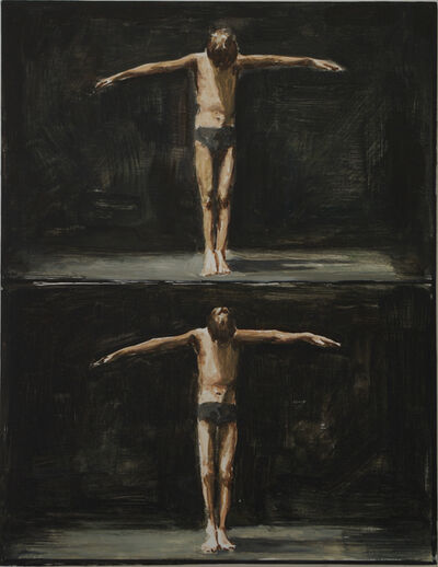 Jasper Hagenaar, 'Double jester', 2014