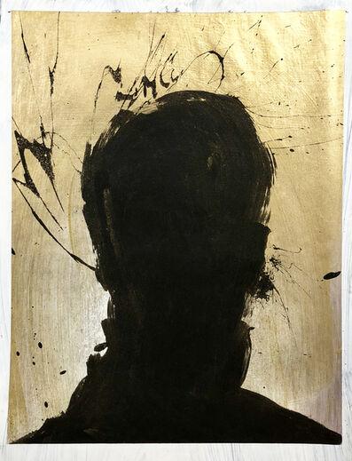 Richard Hambleton, 'Shadow Head Portrait', ca. 1992
