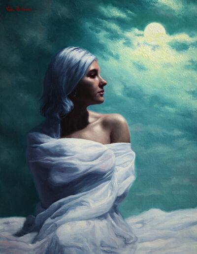 Vicki Sullivan, 'Moon Goddess', 2019