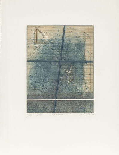 Karl Fred Dahmen, 'Blankrenz', 1977