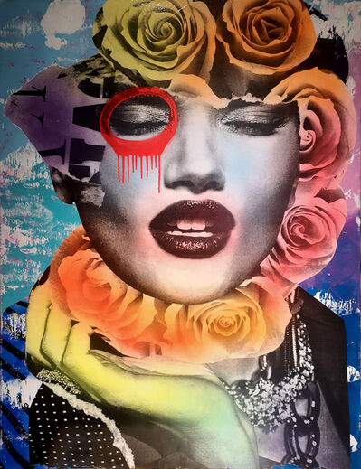 DAIN, 'Lavender Lips Couture', 2019