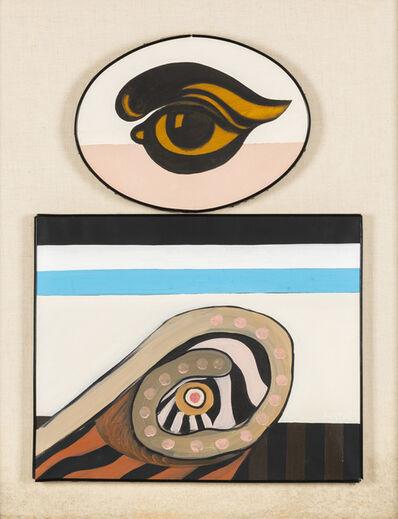 Concetto Pozzati, 'Untitled', 1964