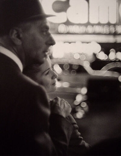 Frank Paulin, 'Lovers, Time Square, New York City, NY', 1956/1956