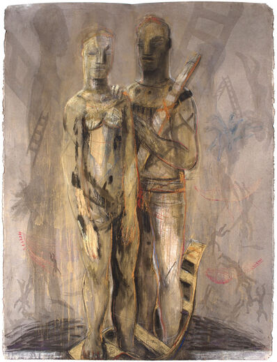 Deborah Bell, 'Crossing I, Forgotten Gods', 2004