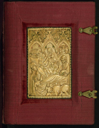 William de Brailes, 'Bible Pictures by William de Brailes', ca. 1250