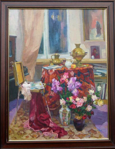 VERONIKA SHEVCHUK, 'In the Artist's Studio'