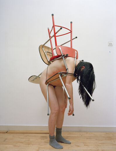 Melanie Bonajo, 'Furniture Bondage: Anne', 2007