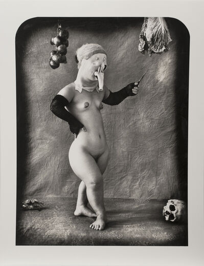 Joel-Peter Witkin, 'Dwarf From Naples, Rome', 2006