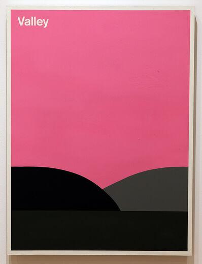 Julian Montague, 'Installation 9: Valley', 2016