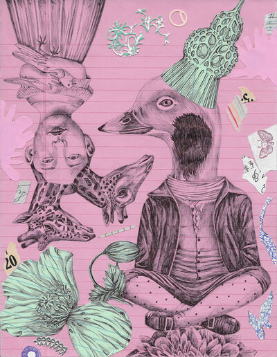Lori Field, 'Duck Duck Giraffe', 2020