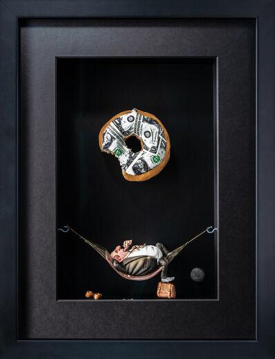 Kunst met een R, 'I donut care $$', 2020