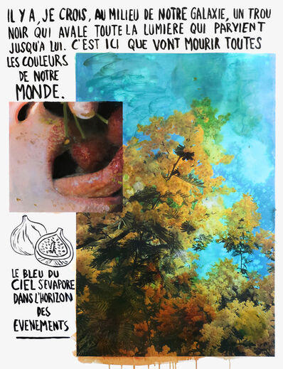 Léo Dorfner, 'L'horizon des événements ', 2020