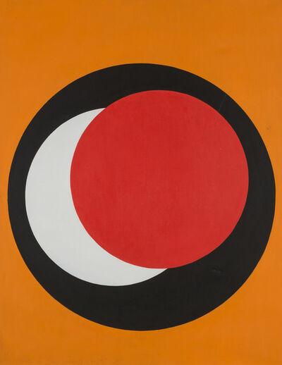 Geneviève Claisse, 'Cercles', 1967