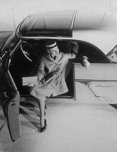 Erwin Blumenfeld, 'Crestline Car', 1957