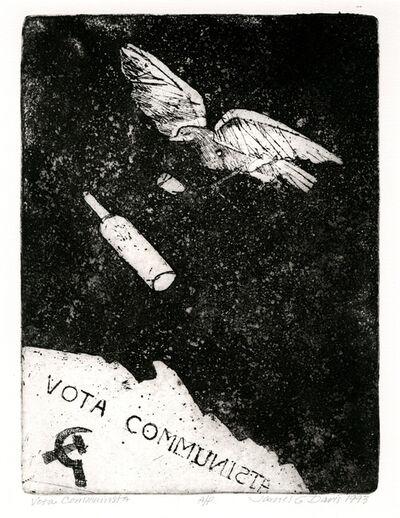 James G. Davis, 'Vota Communista', 1993