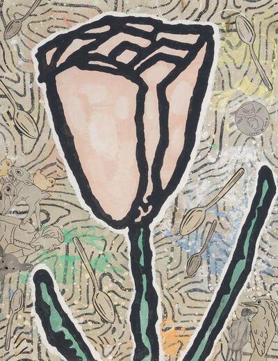Donald Baechler, 'Tulip', 2012