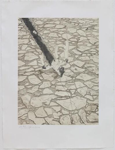 Qiu Zhijie, 'Break the Ice  ', 2008