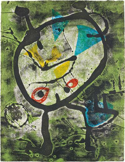 Joan Miró, 'Grans Rupestres II (Large Cave Paintings II)', 1979