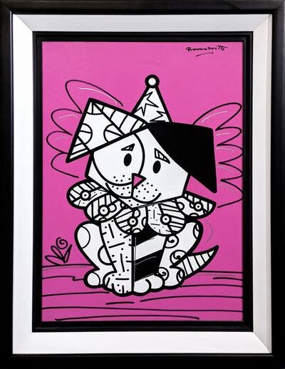 Romero Britto, 'PARTY TIME', 2016