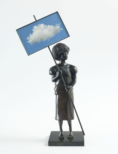 Pedro Ruiz, 'Sofia (Cumulus humilis)', 2019