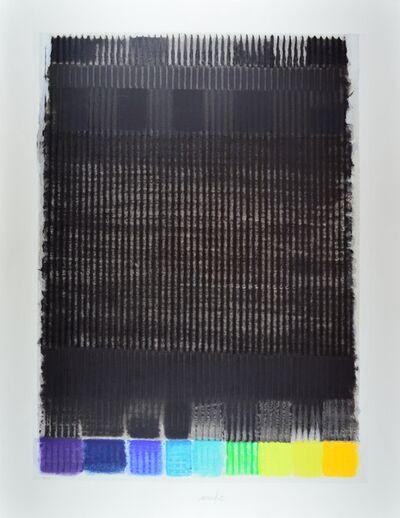 Heinz Mack, 'Februar', 1980-1990