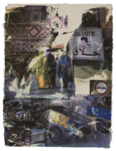 Robert Rauschenberg, 'Slink', 2000
