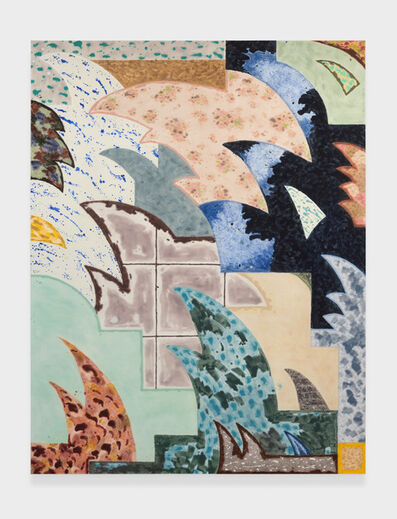Rebecca Morris, 'Untitled (#03-20)', 2020