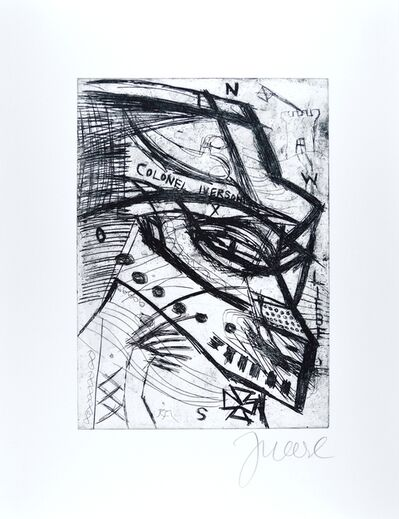 Jonathan Meese, 'Colonel Iverson', 2000-2010