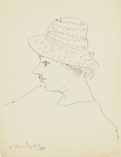 Milton Avery, 'Joy', 1960
