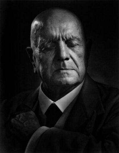 Yousuf Karsh, 'Jean Sibelius', 1949