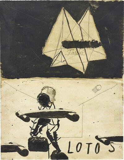 Neo Rauch, 'Ohne Titel', 1993