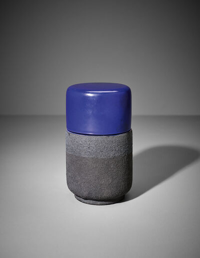 Ettore Sottsass, 'Lidded pot, model no. 198, from the 'Ceramiche di lava' series', circa 1959