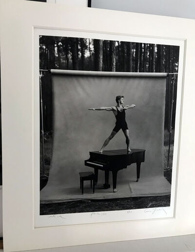 Annie Leibovitz, 'Michael Baryshnikov, White Oak, Florida', 1990