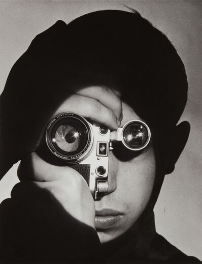 Andreas Feininger, 'The Photojournalist (Dennis Stock)', 1955-printed 1966