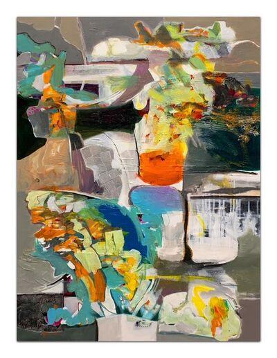Hessam Abrishami, 'Orange Power', 2020