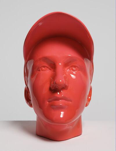 KAWS, 'Permanent Thirty-Three (Flashe Pink)', 2008