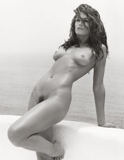 Herb Ritts, 'Cindy Crawford (f), Costa Careyes', 1998