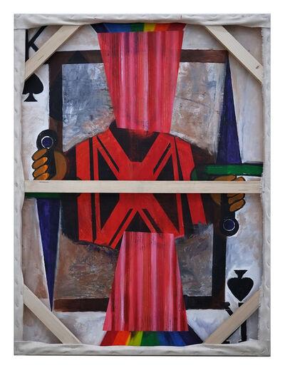 Angkrit Ajchariyasophon, 'Cards Series - Spade', 2017
