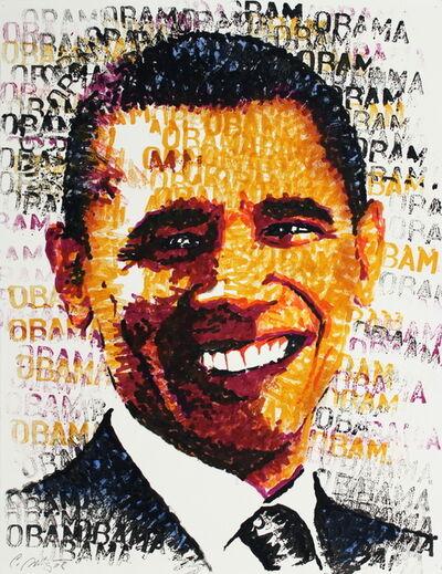 Chris Britz, 'Obama', 2008
